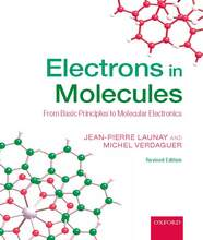 "Release of 2nd edition (paperback) of ""Electrons in Molecules"""