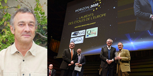 "The ""Étoiles de l'Europe"" (Stars of Europe) 2018 award for André Gourdon and his european project PAMS"